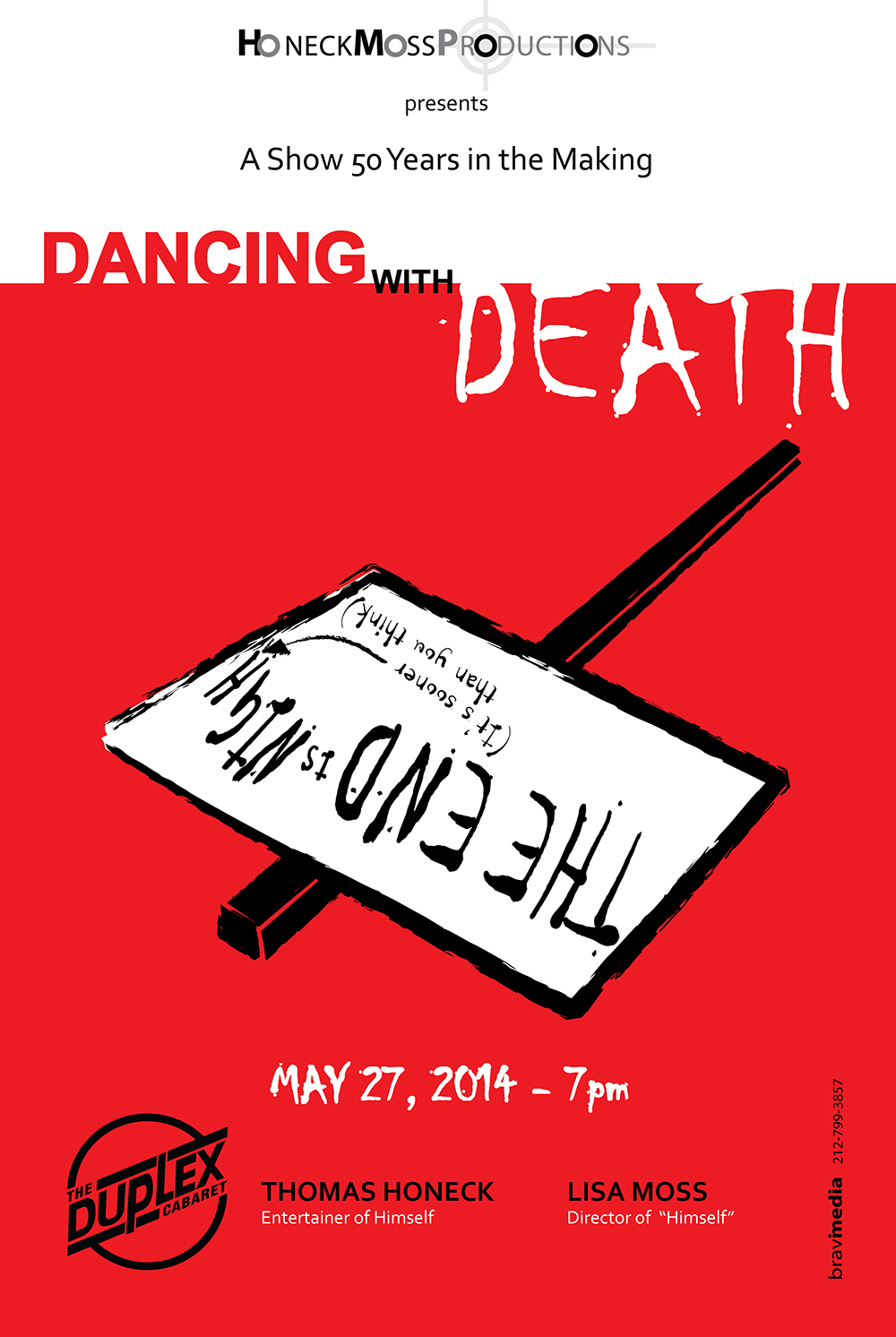 Dancing With Death with Thomas Honeck