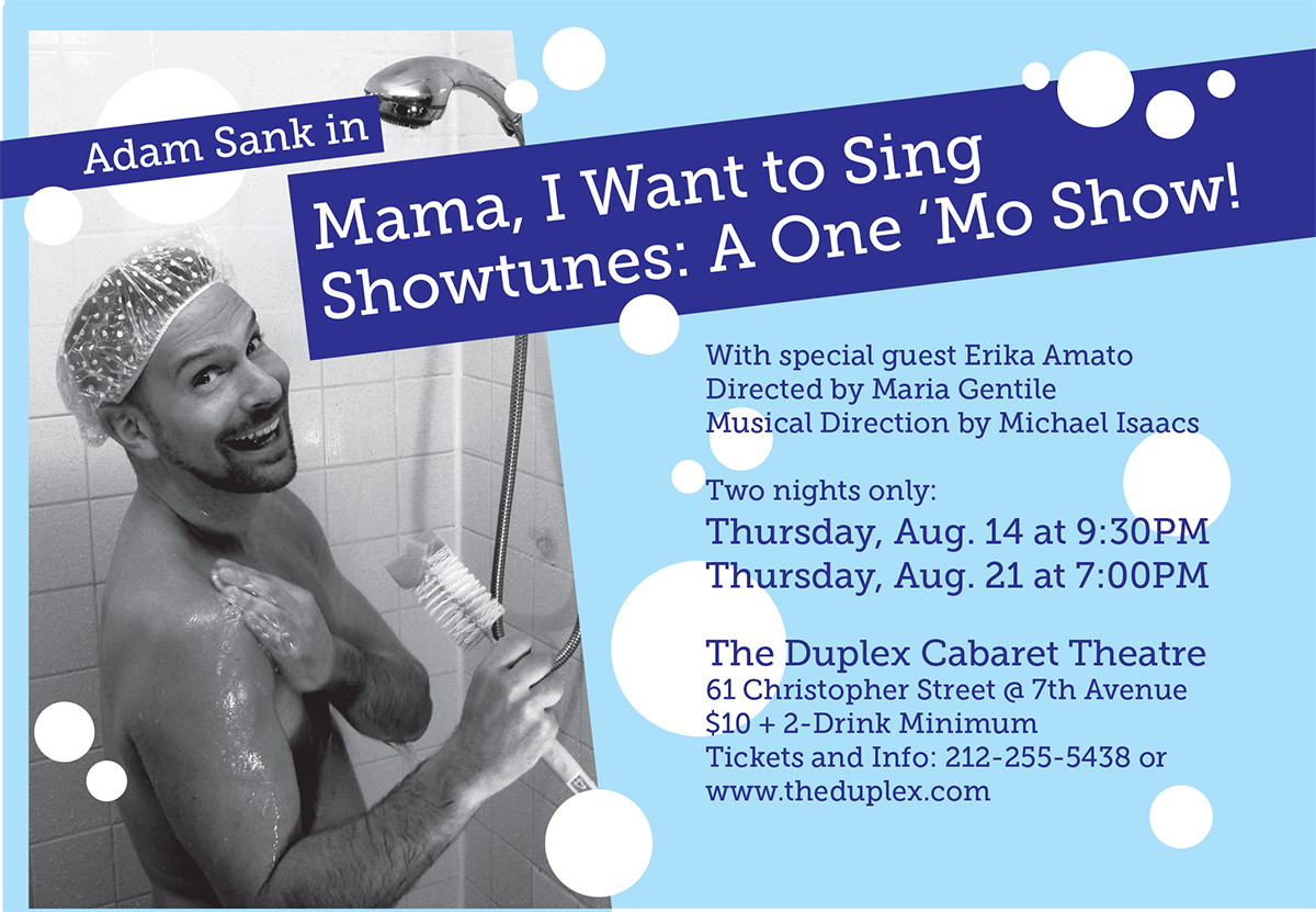 Mama, I Want to Sing Showtunes
